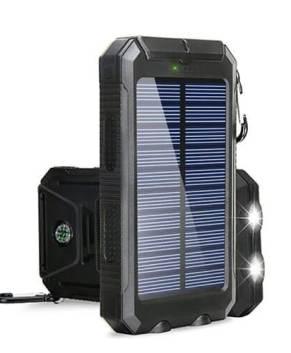 Cargador portatil solar waterproof