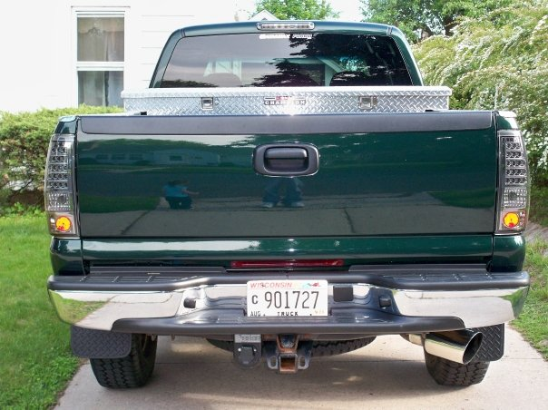 exhaust tips chevy and gmc duramax