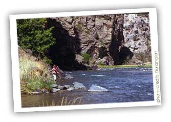 fly fishing in durango