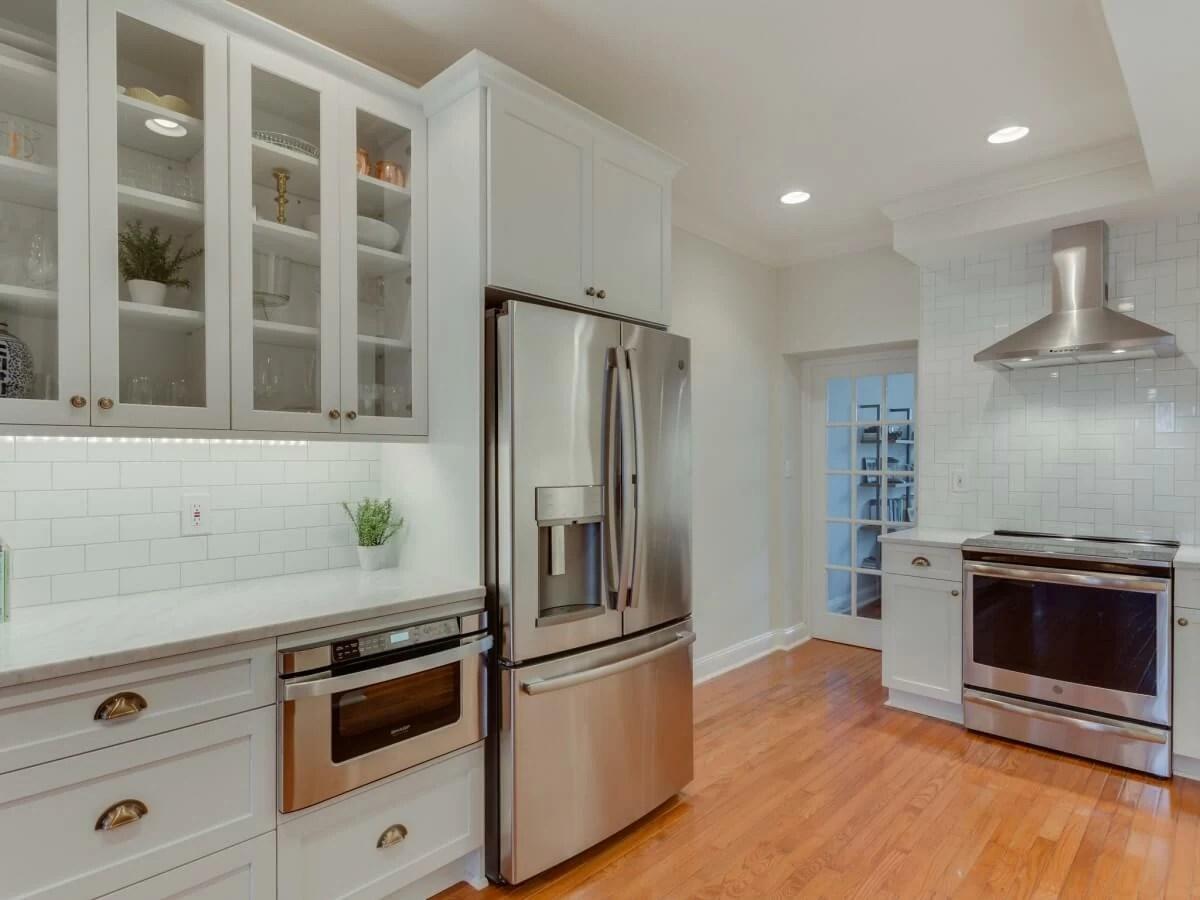kitchen design 101 flush inset