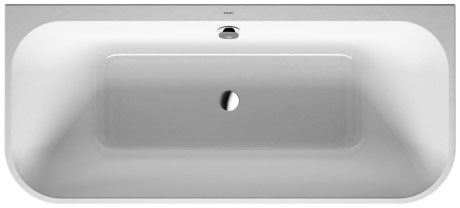 Duravit Happy D2 Bath Whirltubs Bathtub 700318 By