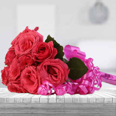Fresh Roses Chocolate Delivery Durgapur