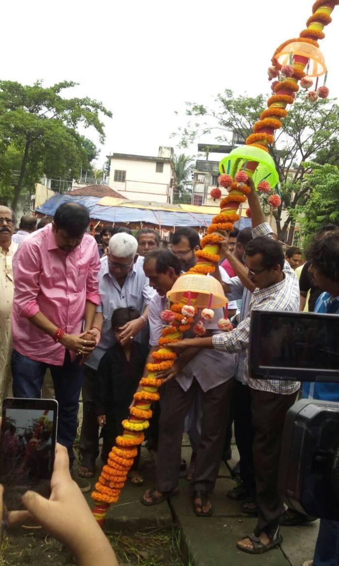 Khuti Pujo Dumdum Park Yubak Brinda Puja Committee