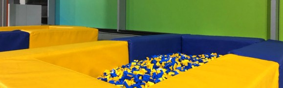 Brick Pits - LEGO hire in the UK - client of Durham Office Services