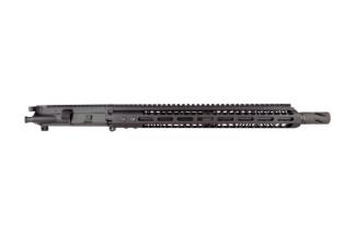 "AR-15 Complete Upper, 16"" 4150 Parkerized Heavy Barrel, (.50 Cal), 1:20 Twist w/ 15"" MLOK Rail"