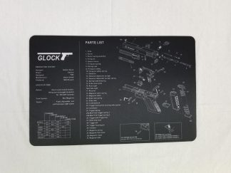 Glock Pistol Build Mat
