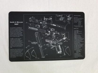 Smith & Wesson M&P Build Mat