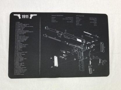 1911 Build Mat