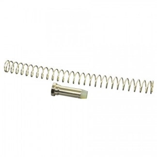 AR10/ LR-308 CAR BUFFER & SPRING SET (GOLD PVD FINISH)