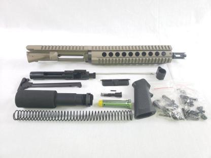 10.5 FDE Quadzilla Kit - 5.56:300 BLACKOUT:7.62X39