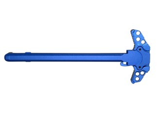 AR-15 Ambidextrous Charging Handle, Blue