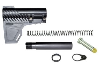 AR-15 Pistol Brace Assembly