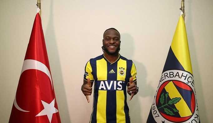 Image result for Victor Moses  Fenerbahçe.