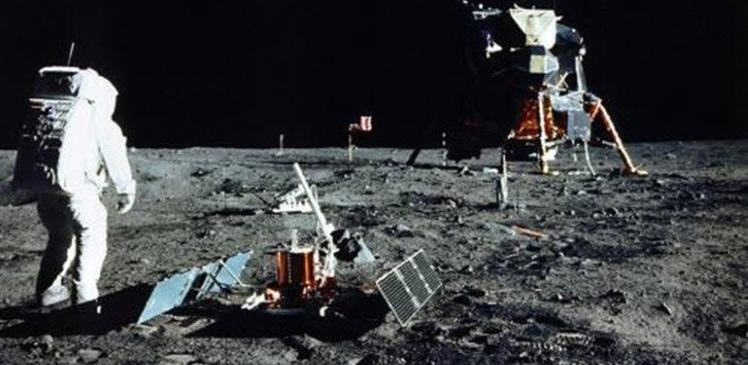 Ay'a mı gitmişler!