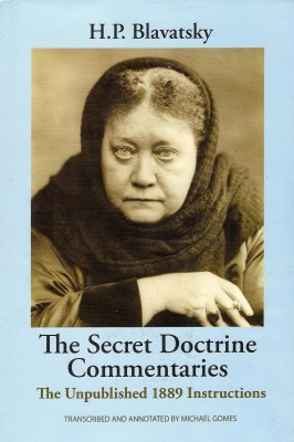 The Secret Doctrine Commentaries