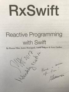 RWDevCon RxSwift