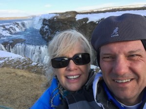 At Gullfoss