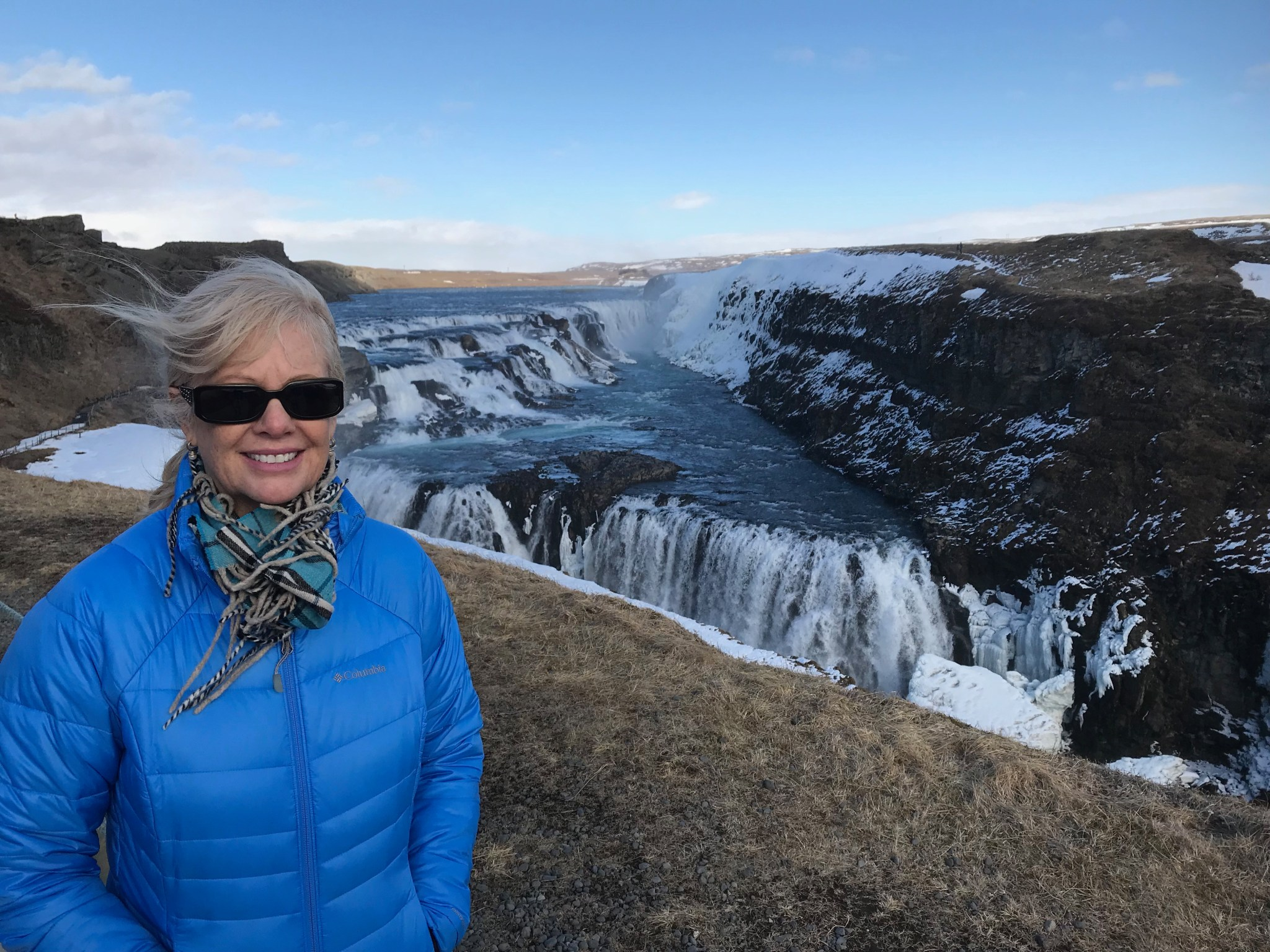 Gulfoss Windy