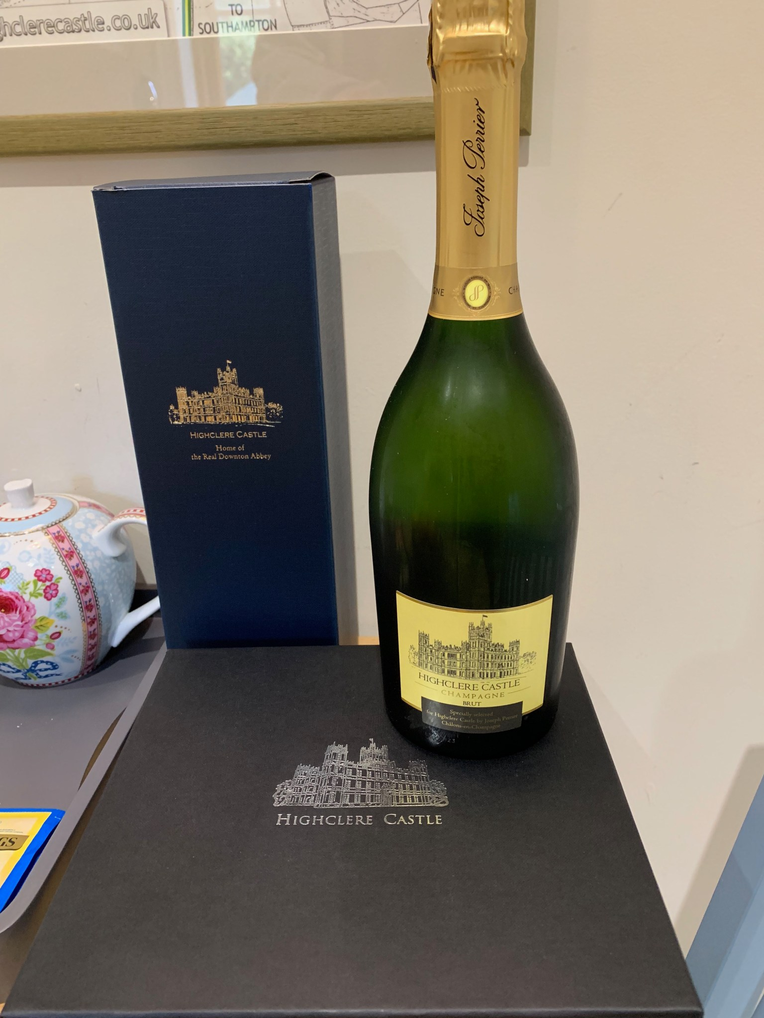 Highclere Champagne