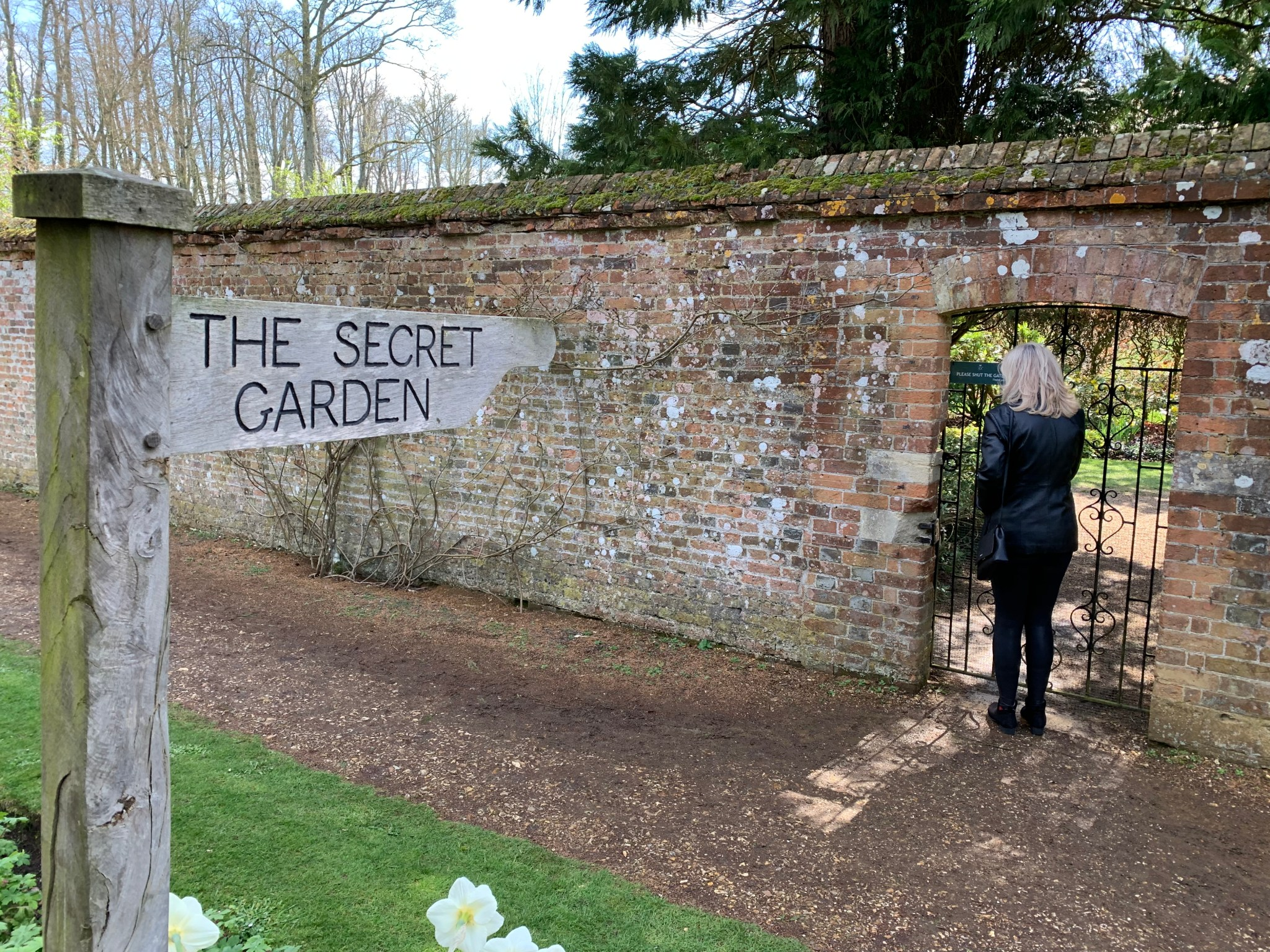 Secret Garden Highclere