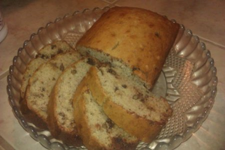 Jacked Up Chocolate Chip Banana Bread