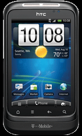 HTC Wildfire S.