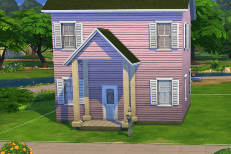 Sims 4 Lots Archives •
