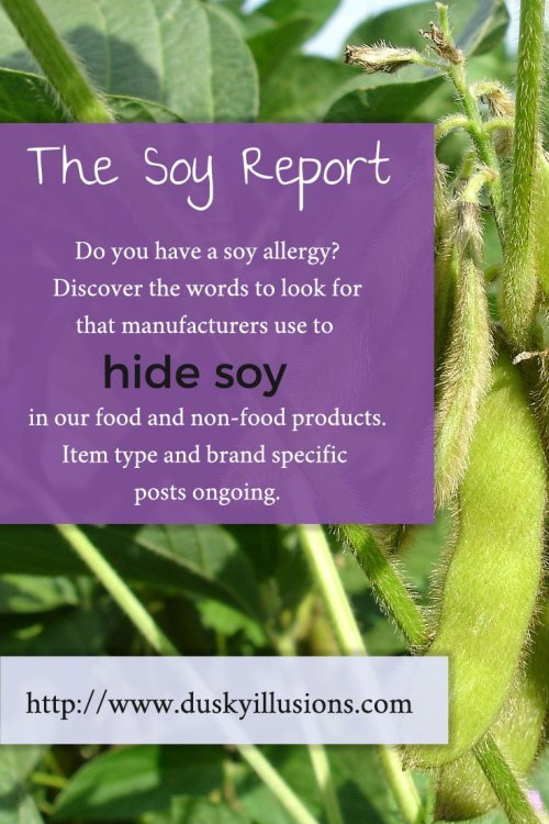 The Soy Report