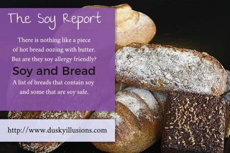 The Soy Report - Soy In Bread Products