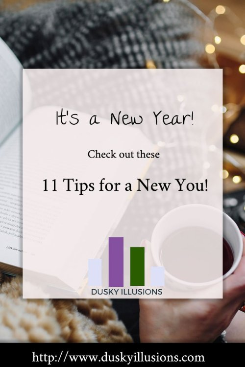 Tips for a new you