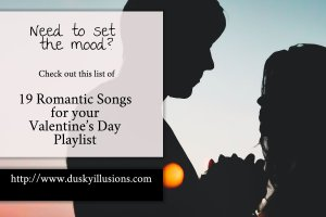 19 Romantic Songs for your Valentine's Day Playlist