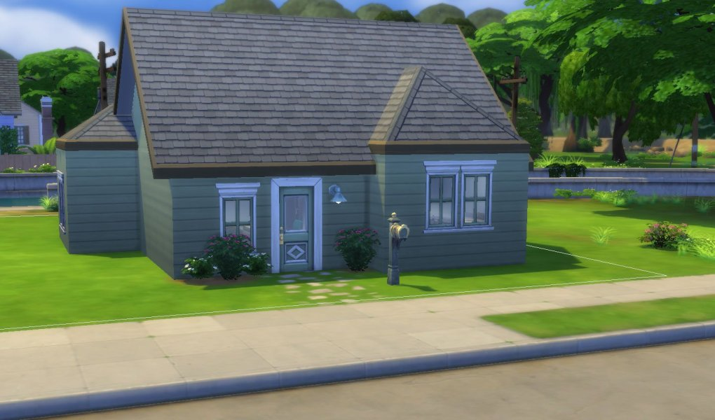 Sims 4 Traditional Starter