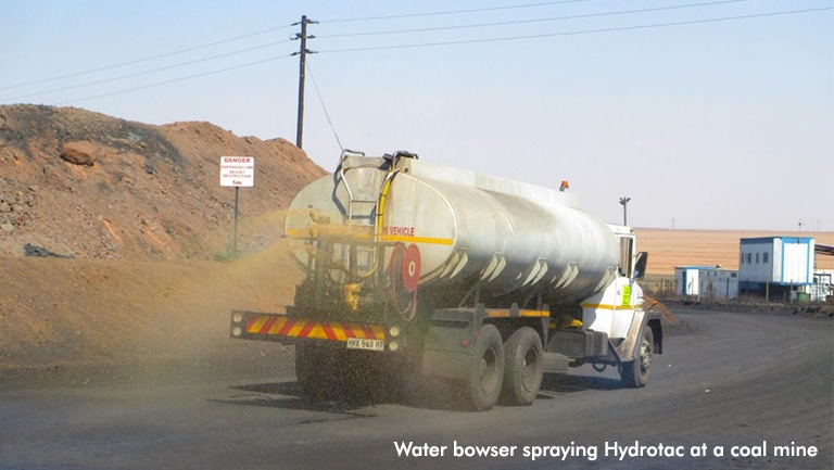 Dust-A-Side – Not Only a Bitumen Specialist