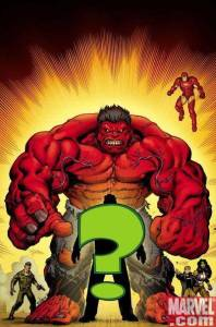who is red hulk