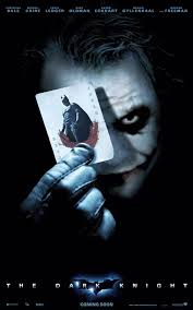 joker dark knight poster