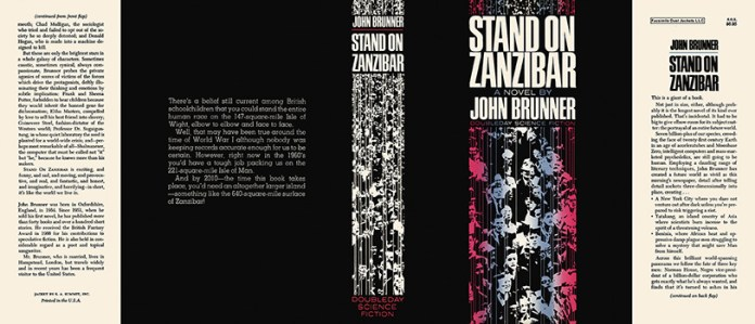 Image result for to stand on zanzibar