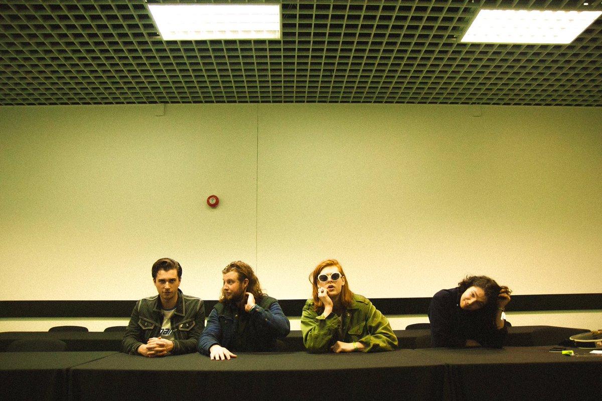 Le premier album tant attendu de The Amazons.3 min de lecture