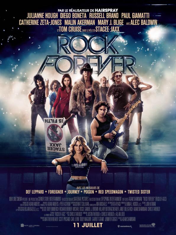 Rock Forever : une comédie loufoque et rock n' roll à souhait.4 min de lecture