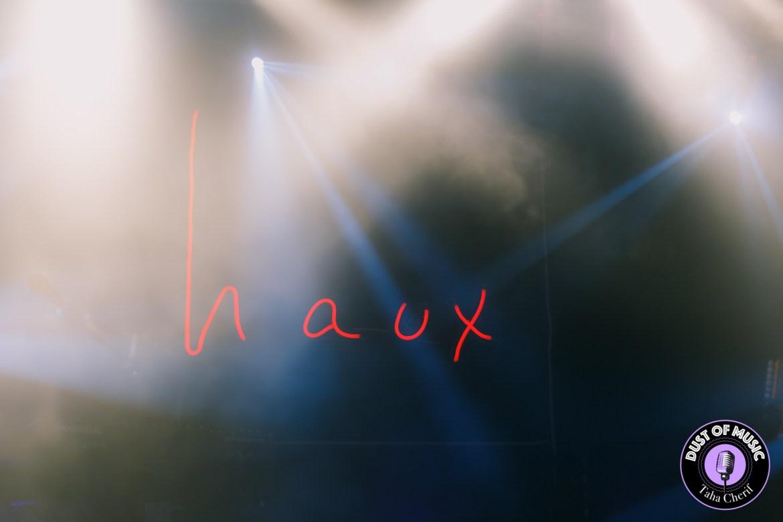 Haux Point Ephemere Paris Dust of Music