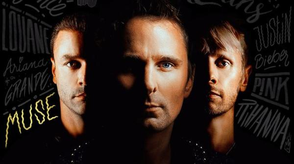 Muse, nomination NRJ MUSIC AWARDS