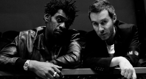 Massive Attack - black and white