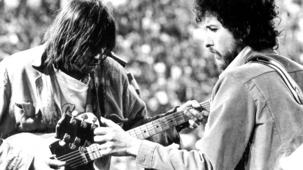 Bob Dylan & Neil Young