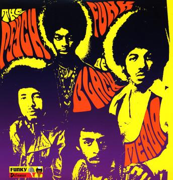 A primeira banda de rock formada por negros