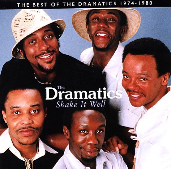 Dramatics : Shake It Well – Best Of The Dramatics 1974 to ...