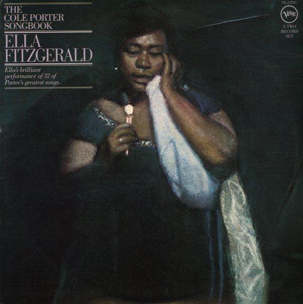 Ella Fitzgerald : Cole Porter Songbook (2LP set) (LP ...