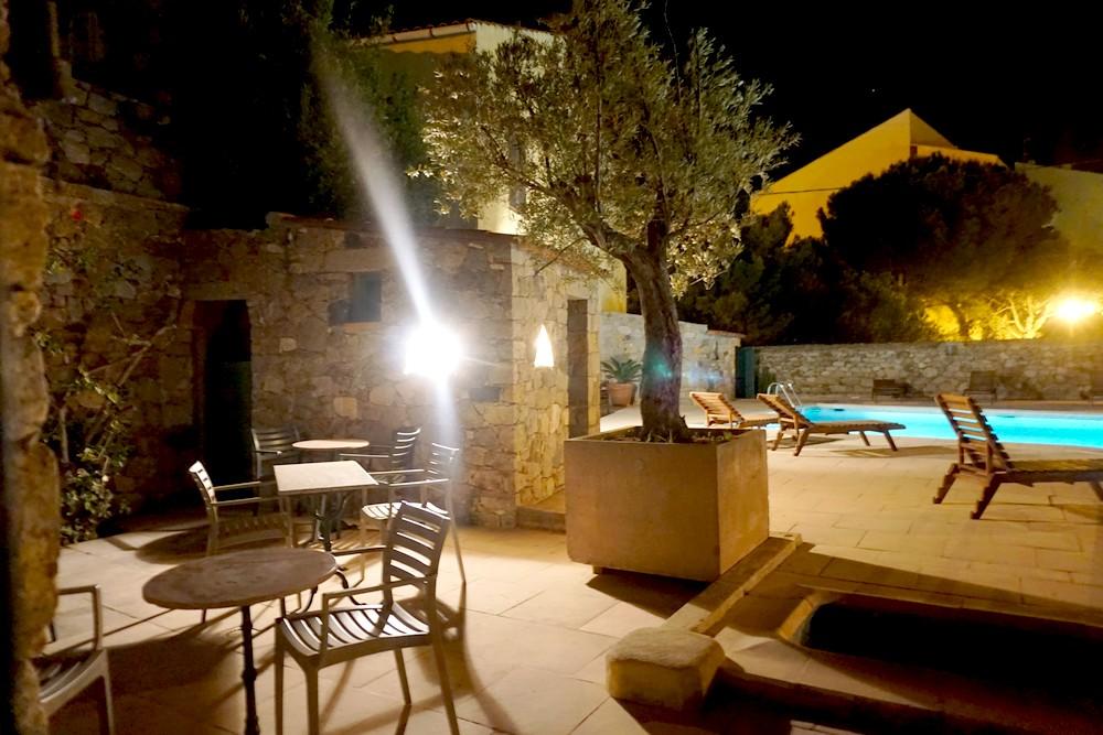 HOTEL ILE ROUSSE CORSE L'HACIENDA BLOG VOYAGE TOURISME 35