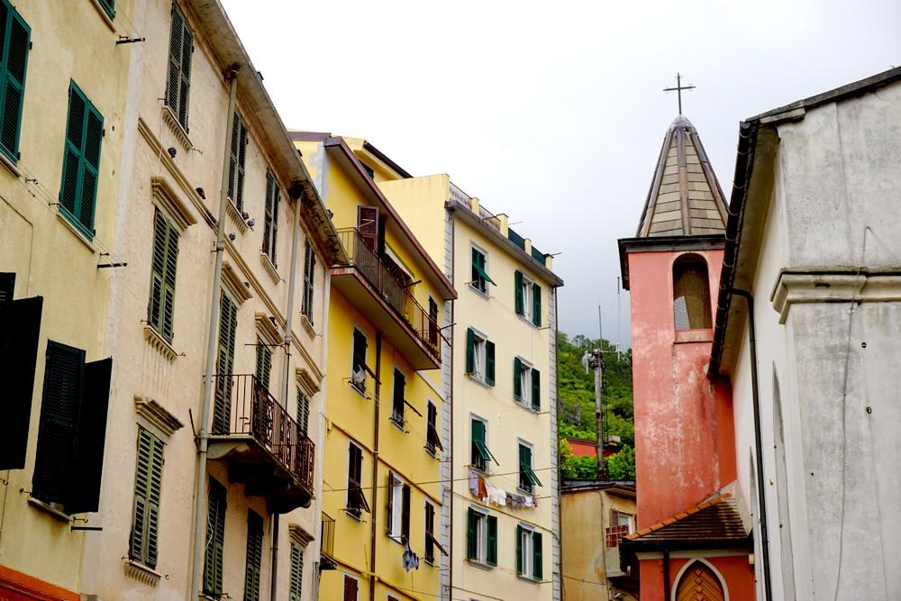 RIOMAGGIORE 5 TERRES ITALIE TOSCANE BLOG VOYAGE 01