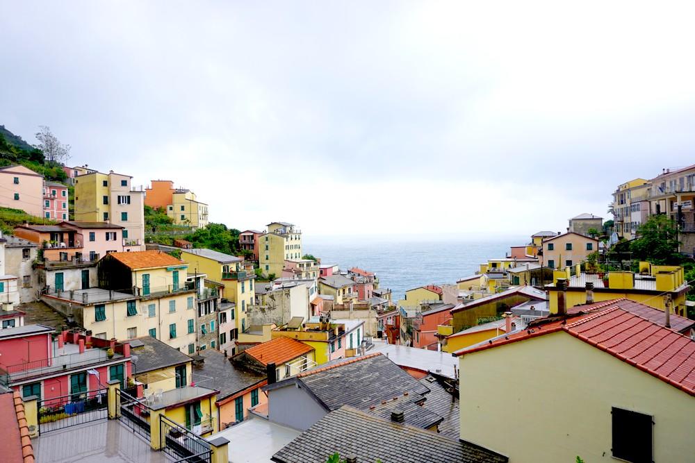 RIOMAGGIORE 5 TERRES ITALIE TOSCANE BLOG VOYAGE 06