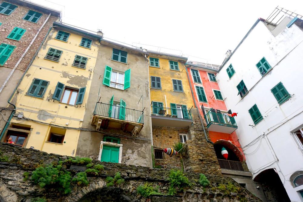 RIOMAGGIORE 5 TERRES ITALIE TOSCANE BLOG VOYAGE 23