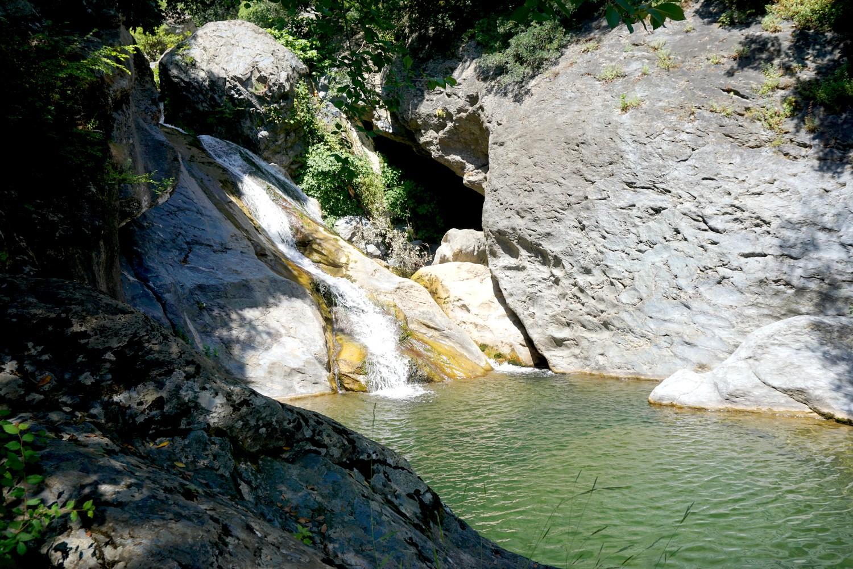 bassin santa lucia di moriani blog voyage corse road trip